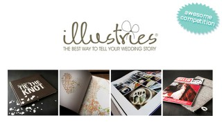 When I was at the Something Blue PR press day a couple of weeks ago I can across a fantastic company called Illustries. They are amazing! I was really excited to finally see wedding albums with personality that represented more than a selection of photos, but include quotes, copies of the speeches and some even have cute life map. These are tailor made memory books which are beautifully presented. Illustries don't just stop at […]